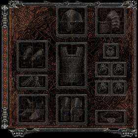 Тёмный эльф (экипировка)