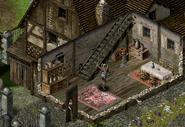 Интерьер особняка этаж 1