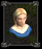 Девочка (портрет)