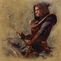 Боевой маг портрет