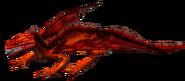 Огненный ящер