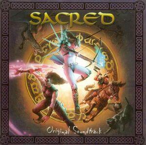 Sacred OST DE Вкладыш