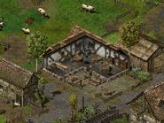 Серебряный Ручей, таверна 4