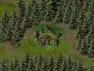 Круг камней Ширс-Пена 4