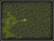 Тимбертон, пещера 3