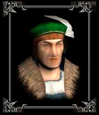 Благородный господин 5 (портрет)