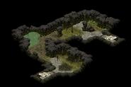 Белльвью, пещера южная 6