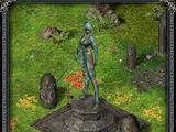 Статуя серафима (Маскарелль)