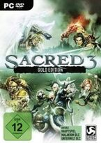 Sacred 3 Gold Edition cover