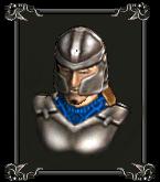 Верный рыцарь (портрет)