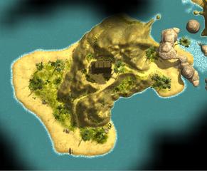 Золотой остров (миникарта)