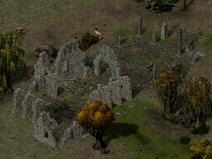 Дракенден, руины восточные 4