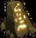 Glowing Runed Rock