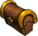 Sturdy Gold Chest 191