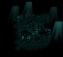 Map Shrine of the Tides 5th room 0 0 0