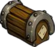 Sturdy Gold Chest S