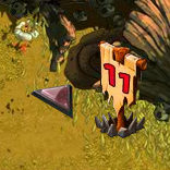 Hollow Log Dungeon