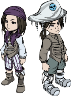 Winter Pirate