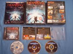 Sacrifice Collector's Edition