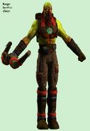 Rangermodel