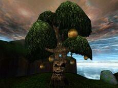 Święte drzewo daven