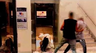 Elevator and Escalator Arab bomb prank