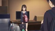 Kato Megumi scene from ep 8 04