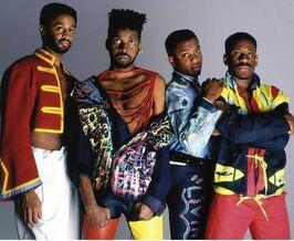Living Colour 1986