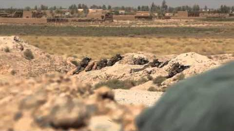Raw Video Marines Afghanistan Firefight