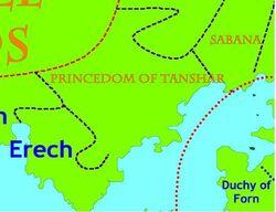 Princedom of Tanshar