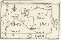 Tarot Island detail map 01