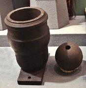 587px-Boshin War mortar