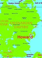 Desnarian Empire