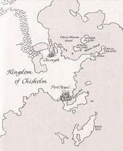 Chisholm map 1