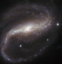 NGC 7479 HST