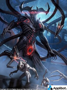 Hades ruler of the planet of darkness advanced by concept art house-d65a8i7