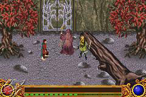 The Lord of the Rings- The Two Towers GBA - Gandalf, Frodo and Legolas