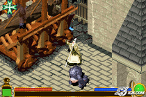 The Lord of the Rings- The Return of the King GBA - Gandalf