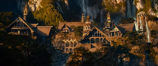 Rivendell - The Hobbit