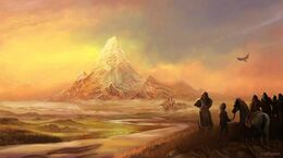 Erebor the lonely mountain the hobbit