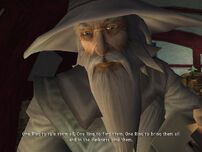 Gandalf viv lotr