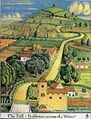 250px-J.R.R. Tolkien - The Hill - Hobbiton-across-the-Water (Colored) (1).jpg