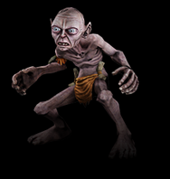 Guardians of Middle-earth - Gollum
