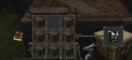 Iron chestplate