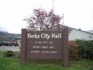 Forks City Hall