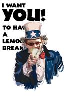 Lemonade break