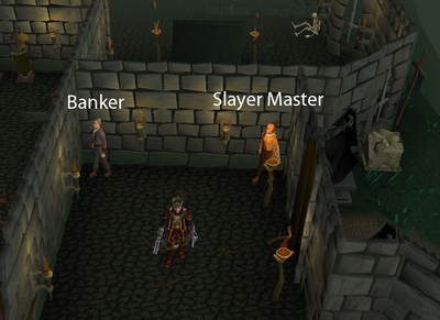 Slayer Tower