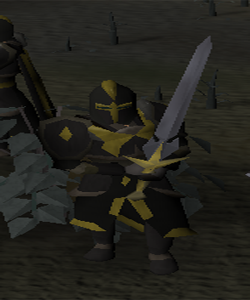 Elite Black Knight