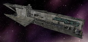 Blockon Super Capital ship