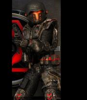 Blockon Power armor